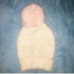 Fluffy Poof Hat